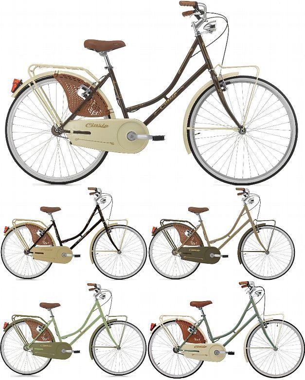 """26"""" Zoll Damen Holland Fahrrad Cinzia Classic Lady Vintage Damenrad Retro Hollandrad kaufen bei Hood.de"""