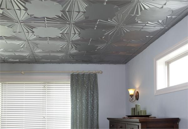 Fasade Ceiling Panels: Art Deco Style from ACP
