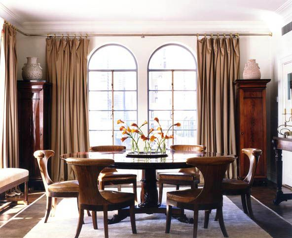 8 best images about Dining room--round table and other ideas... on ...