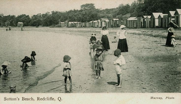 historical pictures of redcliffe qld - Google Search