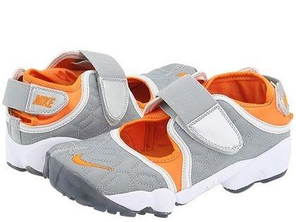 Nike Air Rift aka ninja shoes---this is the exact pair I had. I ...
