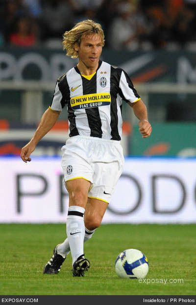 Pavel Nedved - European Footballer of the Year. The Czech Fury.