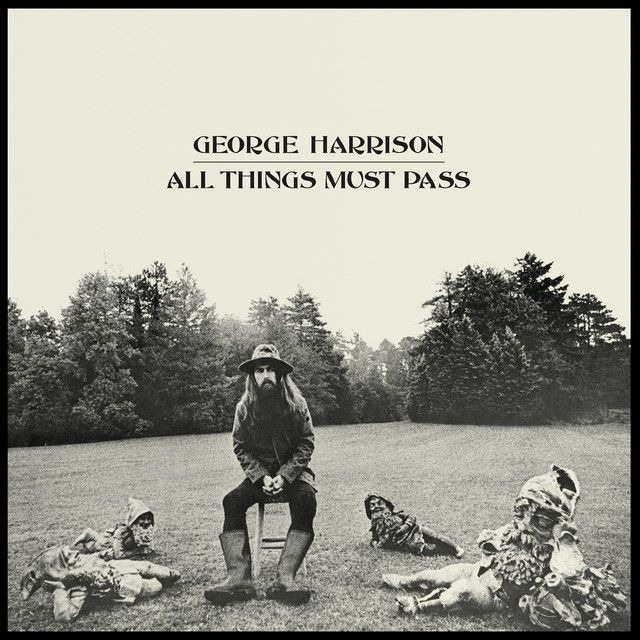George Harrison  'All Things Must Pass' was released #OTD 27NOV1970. It was the first triple album issued by a rock artist.