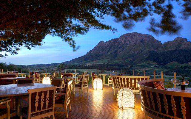 Rest, relaxation, breathtaking views, exquisite food...Is this the afterlife you ask? Was I really really good? Close, it's Delaire Graff, one of Cape Town's must stunning wine estates and accommodation options.  http://www.capetownmagazine.com/things-to-do-cape-town/The-jewel-of-the-Helshoogte-Pass/15_52_54325