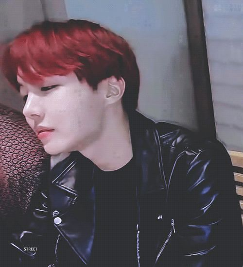 Hobi is going to give me a heartattack once