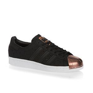 Ténis Adidas Originals - Sapato Adidas Originals Superstar 80s Metal Toe - Core Black