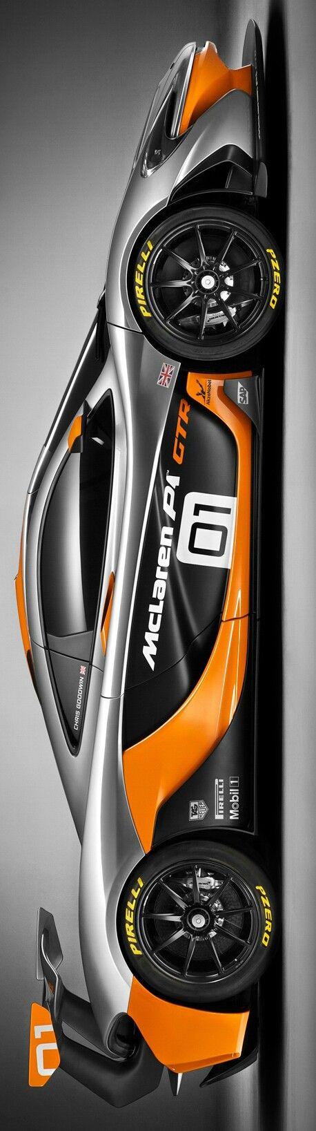 McLaren P1 GTR by Levon