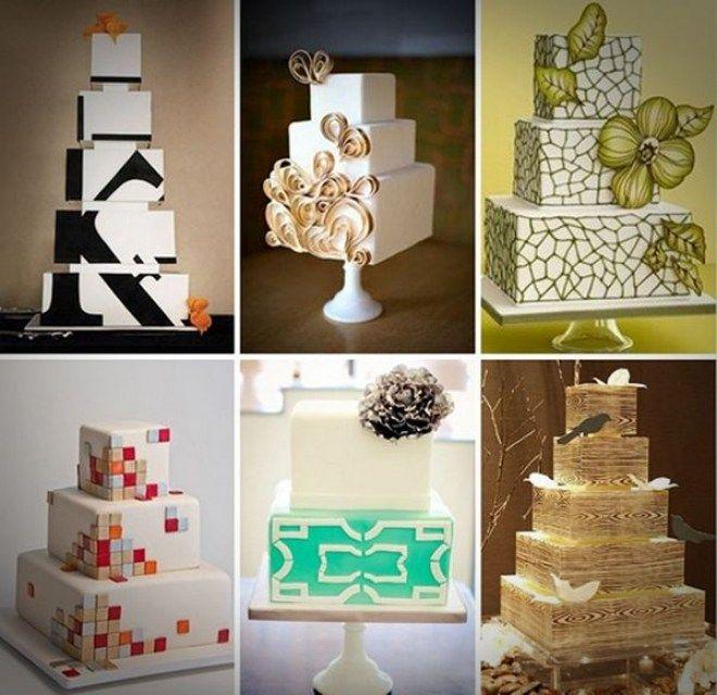 Modern Wedding Cakes: Best 25+ Modern Wedding Cakes Ideas On Pinterest