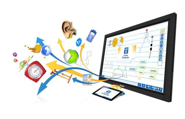 Hebt u een digitaal bord in de klas? Dan is deze site wat u zoekt. Prowise biedt u allerlei hulpmiddelen aan bij het gebruik van uw digitaal bord. Bv. geld, wereldkaarten, lat, heel wat mooie afbeeldingen, ... Dit programma kan gezien worden als een vervanger van Notebook (smartboard) of een ander programma voor een digitaal bord. Bovendien wordt het volledig GRATIS aangeboden!