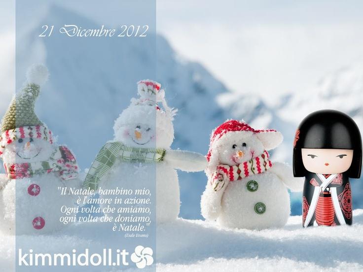 21 Dicembre 2012 #Kimmidoll #Christmas