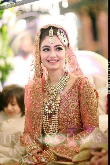 Pakistani Bride And Groom ? ? Pakistani Wedding Dress ...