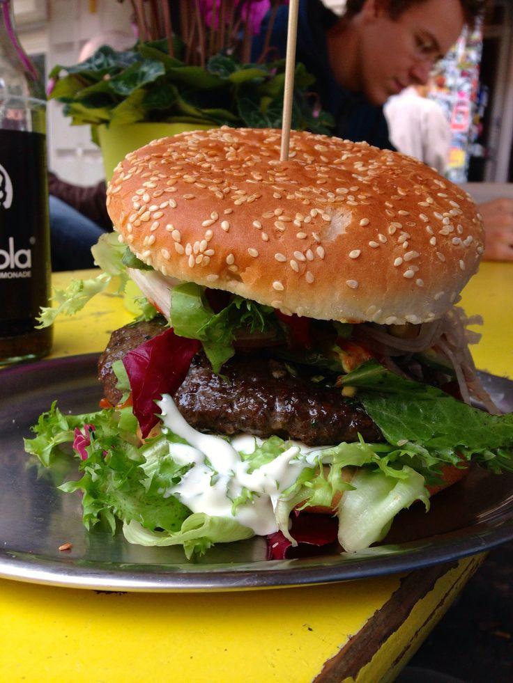 Die besten #Burger in #Berlin bei #BBI Berlinburger International