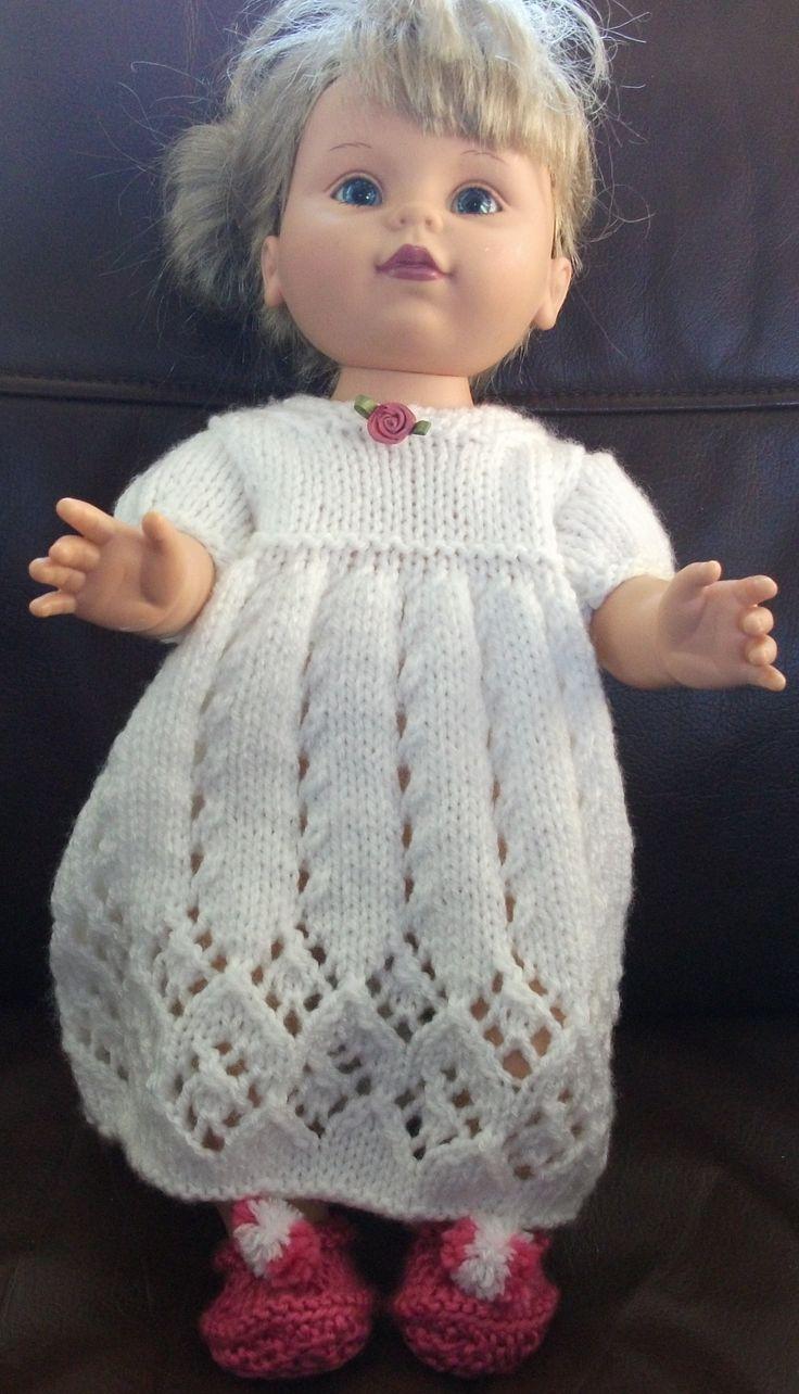 60 besten Hand knitted dolls clothes Bilder auf Pinterest