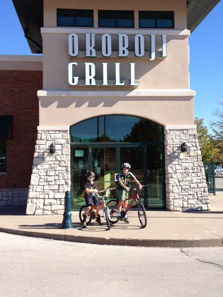 Okoboji Grill in Iowa City, IA