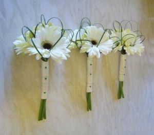 Bridesmaids Gerbera bouquet
