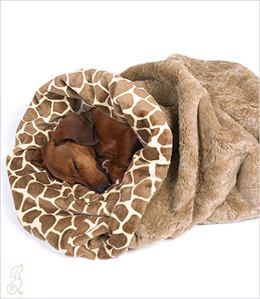 Perfect Dachshund blanket for Burrowing!