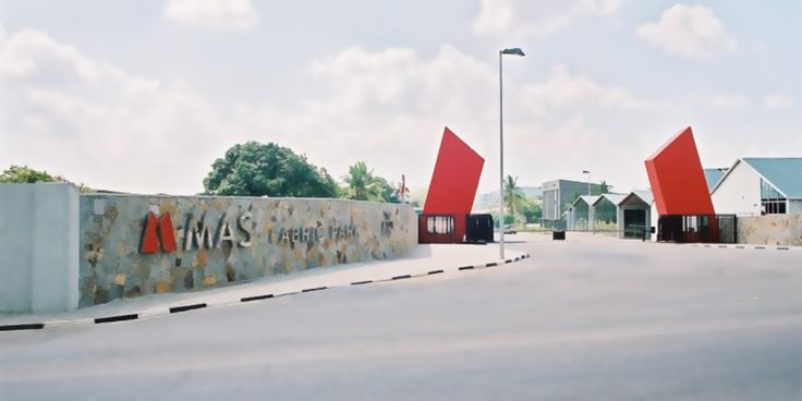 MAS Holdings inaugurates MAS Fabric Park.   #Nike #Sportswear #FabricPark