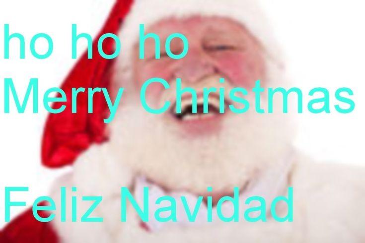 Merry Christmas to all  Feliz Navidad A GIFT FOR YOU UN REGALO PARA TI