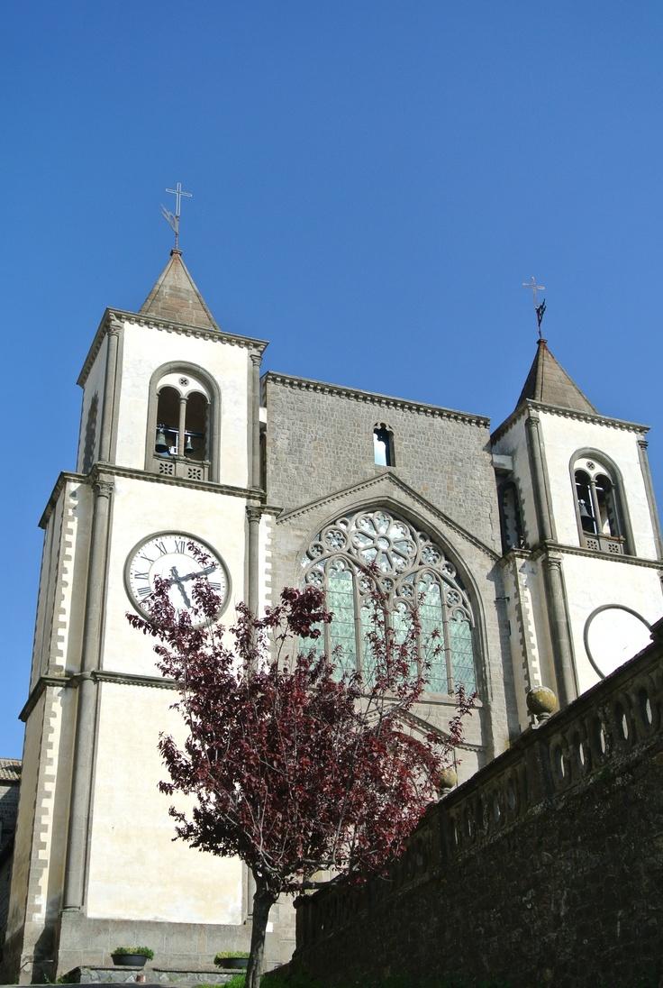 #invasionidigitali #SanMartinoalCimino  L'abbazia cistercense