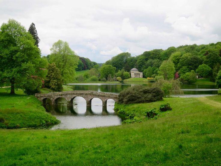 West Country Garden Tour: Into iconic Stourhead