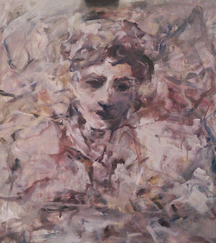 Face emerging | Sarah Morton