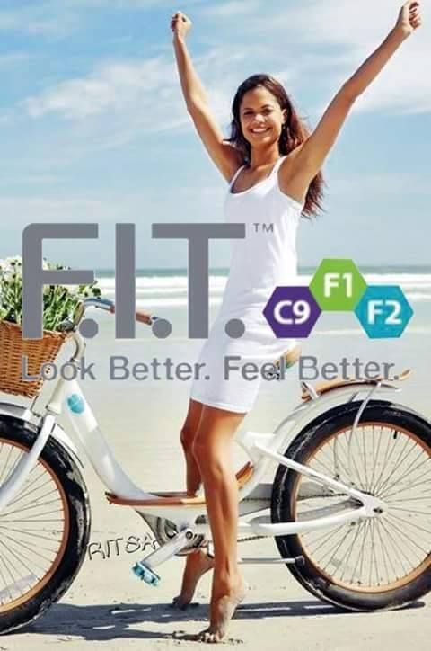 'Forever F.I.T. is an advanced nutritional, cleansing and weight-management program designed to help you look and feel better in three easy-to-follow steps: Clean 9, F.I.T. 1 and F.I.T. 2. Clean 9 will help you begin to remove stored toxins from your body and feel lighter and more energized. F.I.T. 1 will change the way you think and feel about nutrition and exercise and teach you how to make your weight-loss sustainable. F.I.T. 2 will help you build lean muscle, tone your body and complet