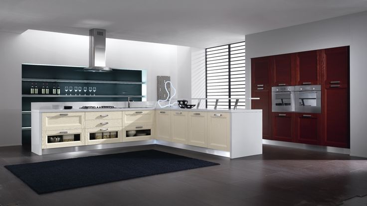 Best ideas about modern kitchen furniture on pinterest - Gruppo 5 cucine ...