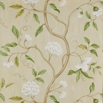 Colefax and Fowler Snow Tree (Engelska Tapetmagasinet)