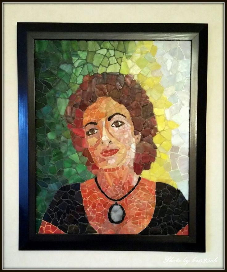 Portret - 1-sza mozaika 15.05.2016.