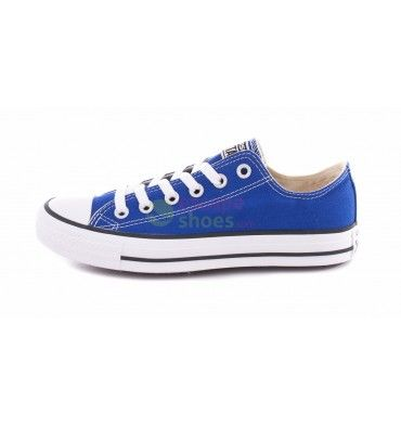 Sneakers CONVERSE All Star 142373F 400 Ox Radio Blue - EscapeShoes http://www.escapeshoes.com/53_converse
