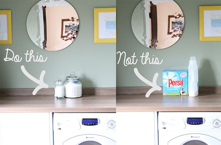 laundry storage ideas - Google Search