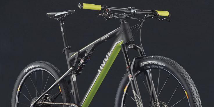 THRILL HILL: Carbon MTB Fully mit 27,5-Zoll-Reifen von ROSE Bikes