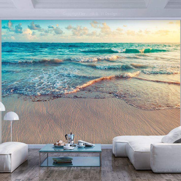 VLIES FOTOTAPETE Meer Landschaft Strand Meerblick Tapete Wandbilder  C B 0358 A A   EUR 8