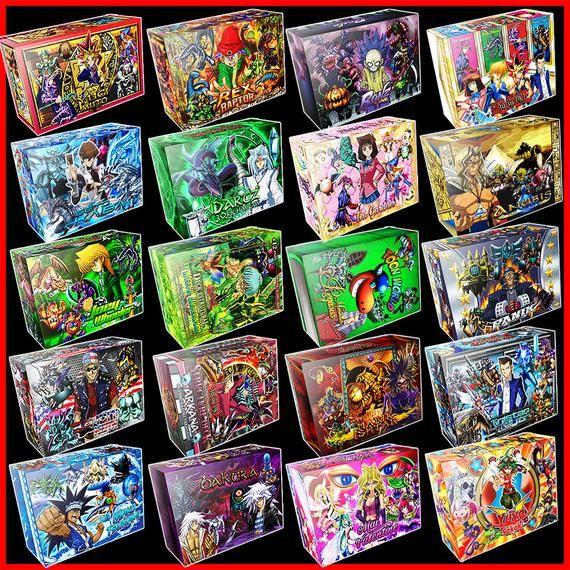Decks Yugioh Orica Anime Yugi, Joey, Kaiba, Marik, Bakura