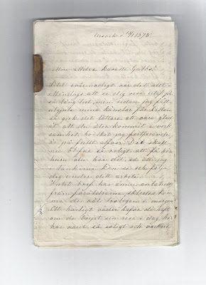 Brev från 1800-talet skrivna av Hedda Leijonhufvud, Breven från himmelen, boksläpp 2 okt 2016