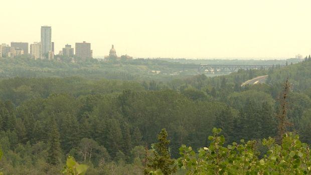 nice Smoke, air quality in Edmonton expected to yo-yo over coming weeks - Edmonton - Canada News