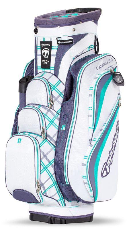 My New Golf Bag. TaylorMade - Women's Catalina 3.0 Cart ...