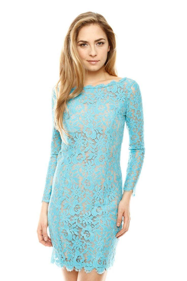 Shoptiques — Lace Sheath Dress