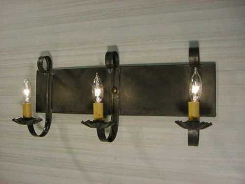 primitive lighting ideas. Old Antique Rustic Colonial Primitive Looking Handcrafted Tin Vanity Light Lighting Ideas M