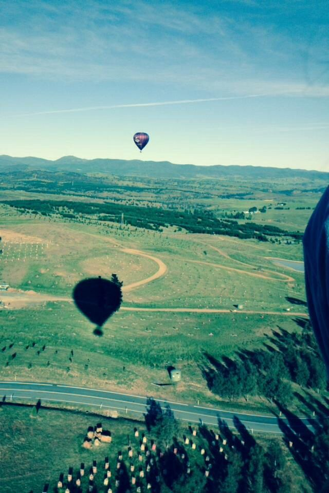 Hot Air Ballooning - Canberra