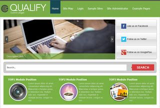 STAY INFORMED - ELENA 1969 - BETTER TOGETHER!: Free Joomla 3.3 Template