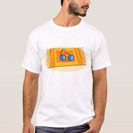 At the Beach T-Shirt - tap, personalize, buy right now!