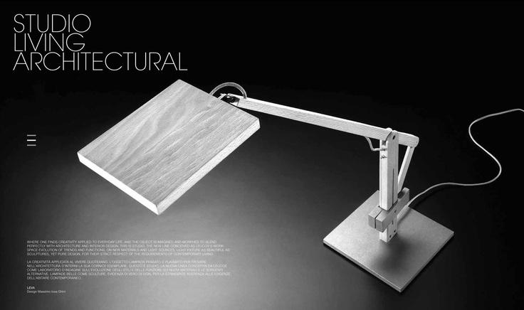 Leucos - Studio Collection Living architectural