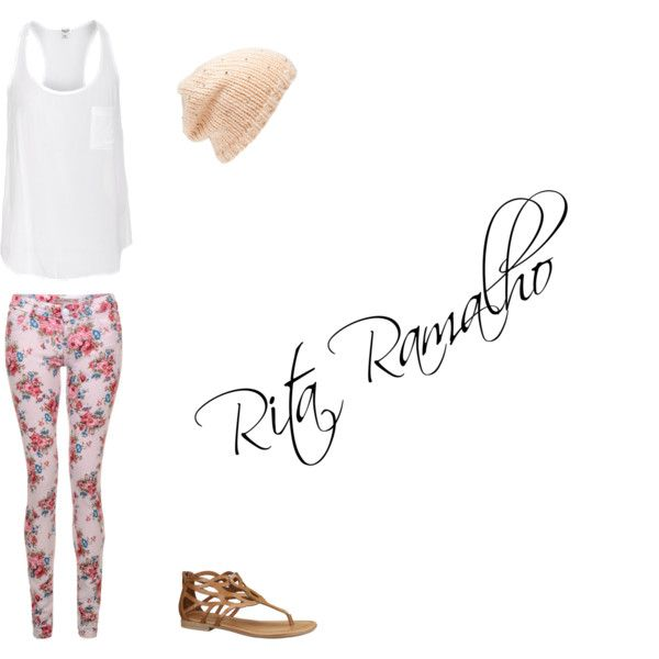 Flowers by ritinha-ramalho on Polyvore featuring Splendid and Forever New