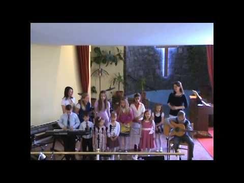 2015.05.03. Anyák napi gyermekszolgálat - Jót kivanunk ma neked - YouTube