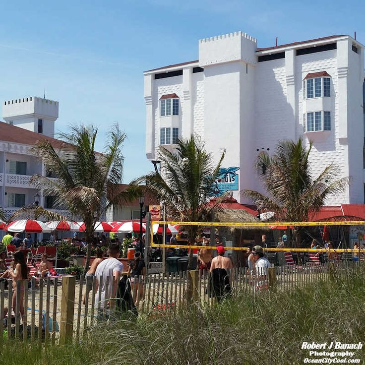 Castle In The Sand Hotel Ocean City Md Info Reservations Oceancitycool