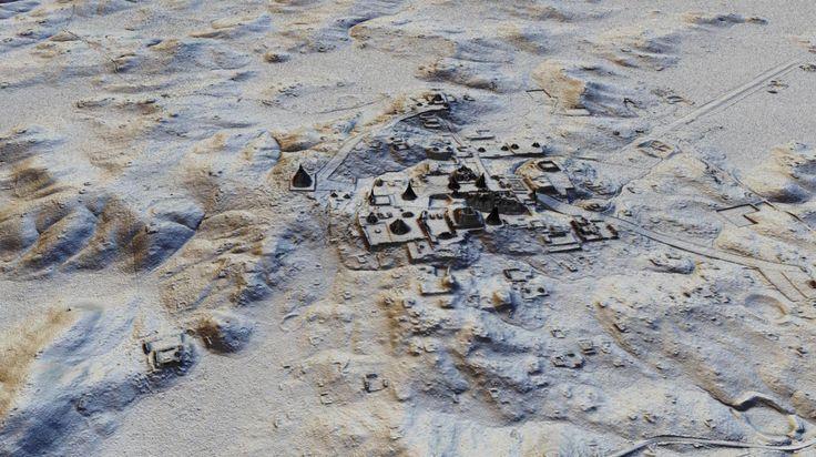 VIDEO. Guatemala : une vaste cité maya découverte sous la jungle