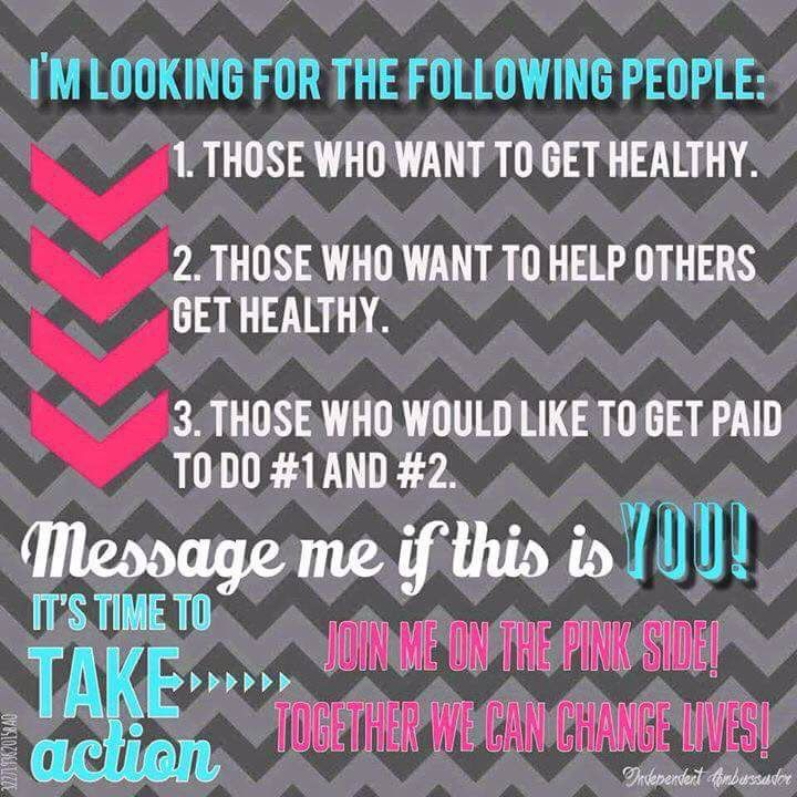 Ask me about Plexus and how it could help you reach your goals!