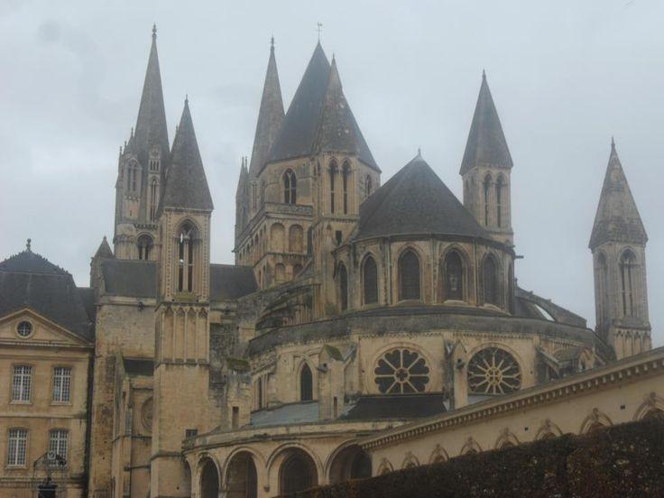 Abbaye aux-hommes, Caen