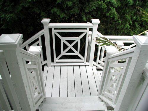 Deck Railing Designs Outdoor Living Railings Part 2